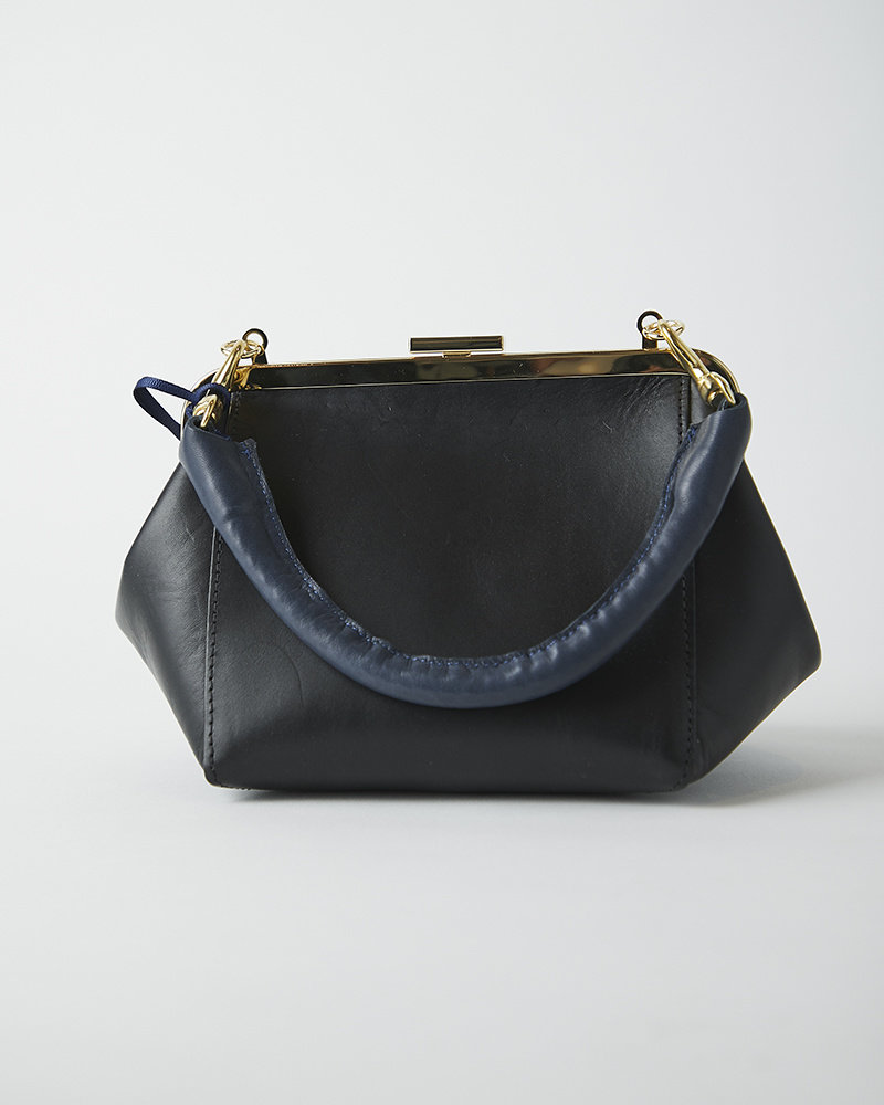 Clare V LE BOX BAG - BLACK