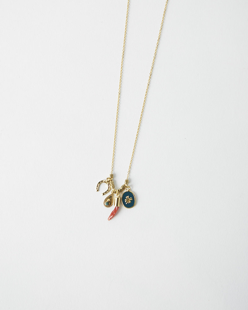 La2L LUCK CHARM NECKLACE
