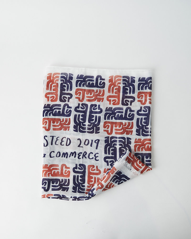 KYLE STEED CUSTOM SCARF