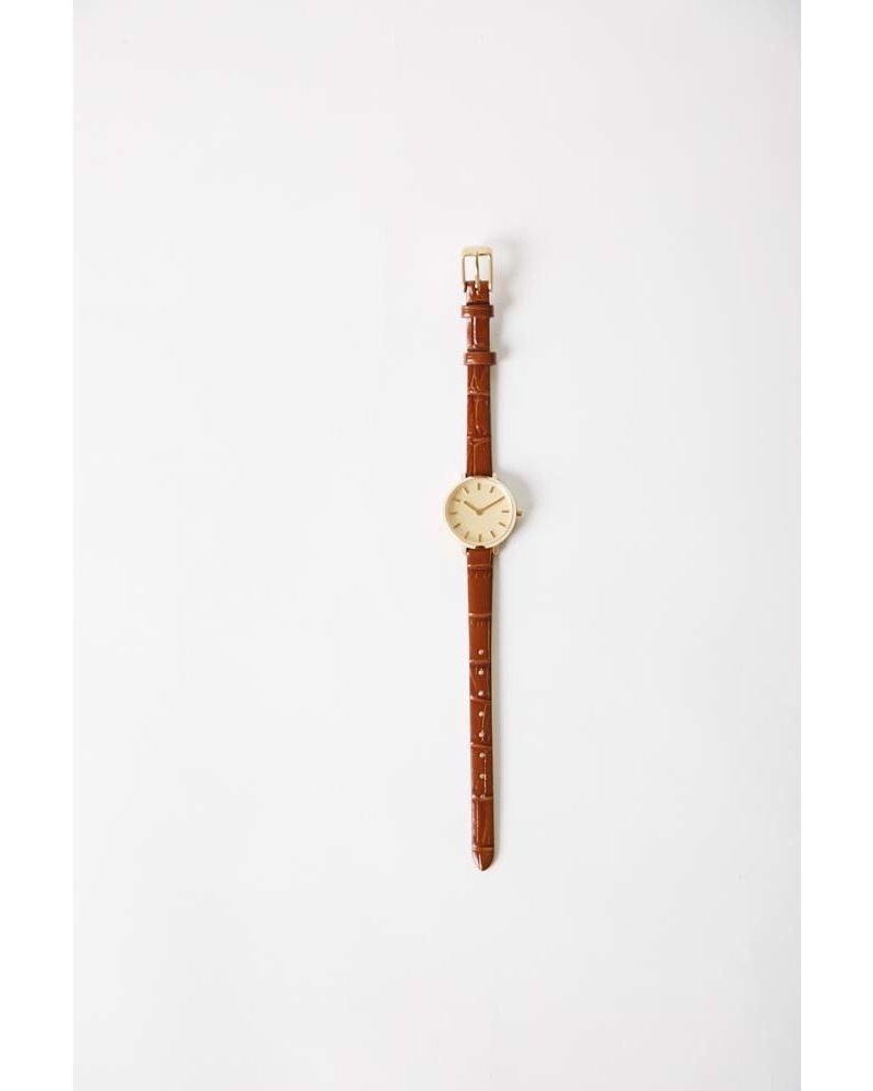 Breda Beverly Croc Watch - 1730h
