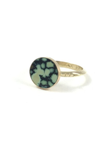 Young In The Mountains Solis Turquoise Ring