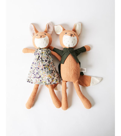 Hazel Village STUFFED ANIMAL FOX