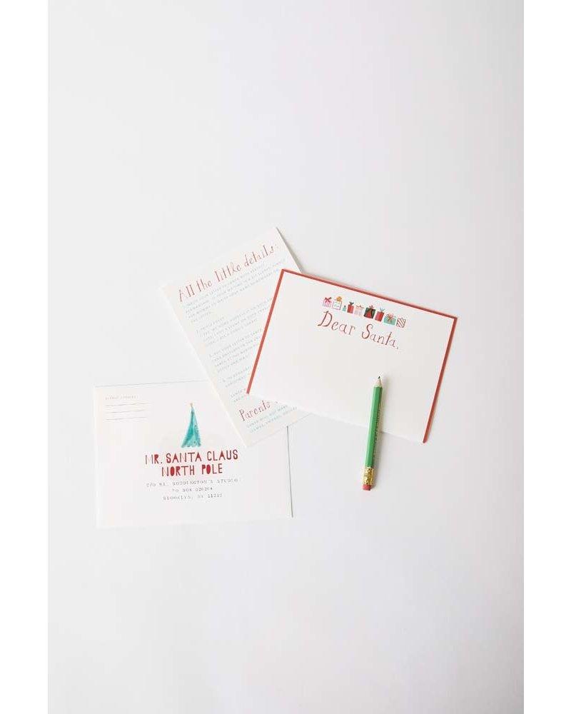 Mr. Boddington's Studio Santa Letter Kit