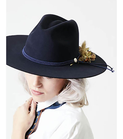 Billie Ball & Co. FLORAL HAT PIN