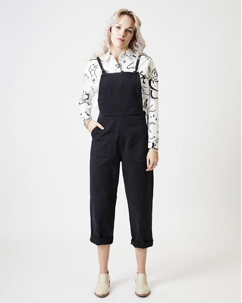 Loup KNOT OVERALLS