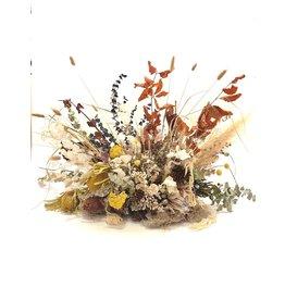 Billie Ball & Co. Floral Alcove Spray Display