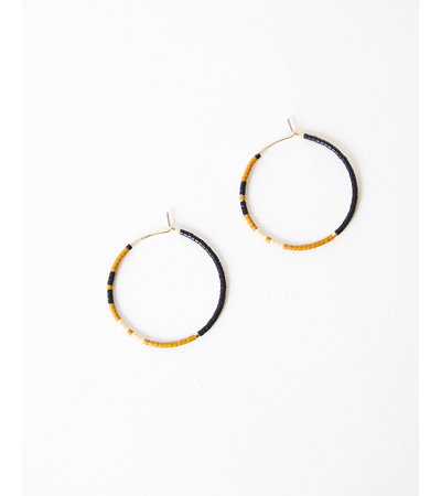Abacus Row Palu Earrings