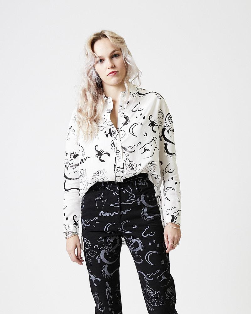 Paloma Wool Dragon Loose Fit Top