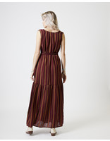 ace&jig JULIEN DRESS GARNET