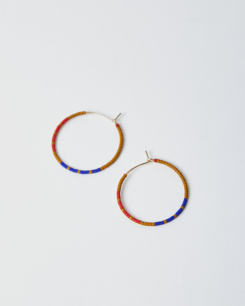 Abacus Row KOMO EARRINGS