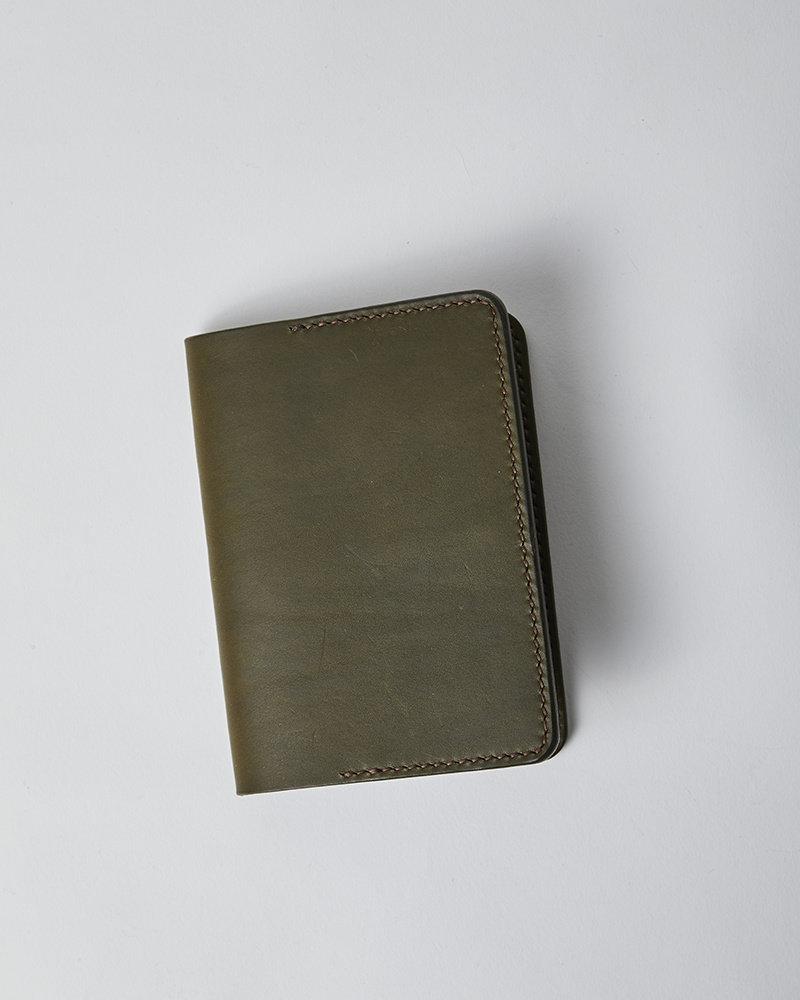 BYNDR Leather GULLIVER PASSPORT