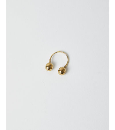 Ariana Boussard-Reifel HYPATIA RING IN BRASS