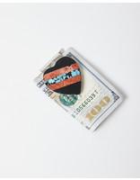 Vintage VINTAGE SOUTHWESTERN HEART MONEY CLIP