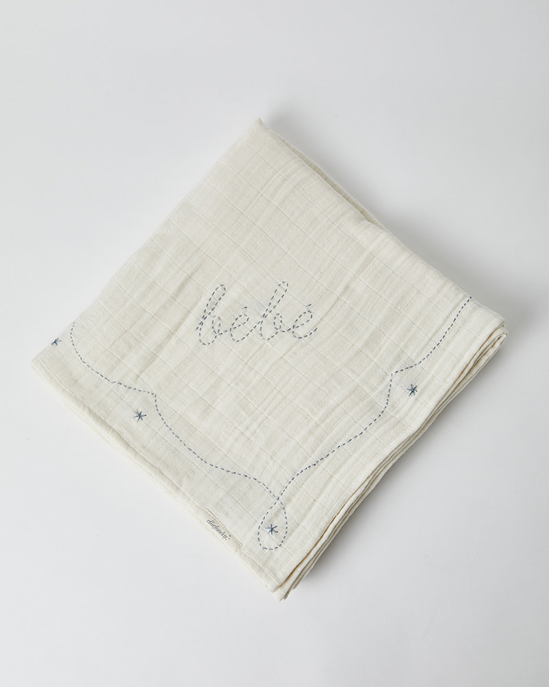 Ellie Funday ENDEARMENT SWADDLE - BEBE