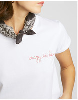 Maison Labiche CRAZY IN LOVE CLASSIC TEE SHIRT