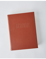 Graphic Image LEATHER DICTIONARY