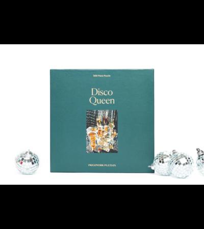 Piecework DISCO QUEEN 500 PIECE PUZZLE
