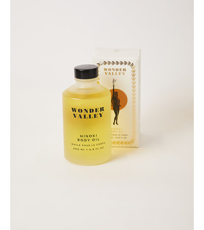 Wonder Valley WONDER VALLEY BODY OIL