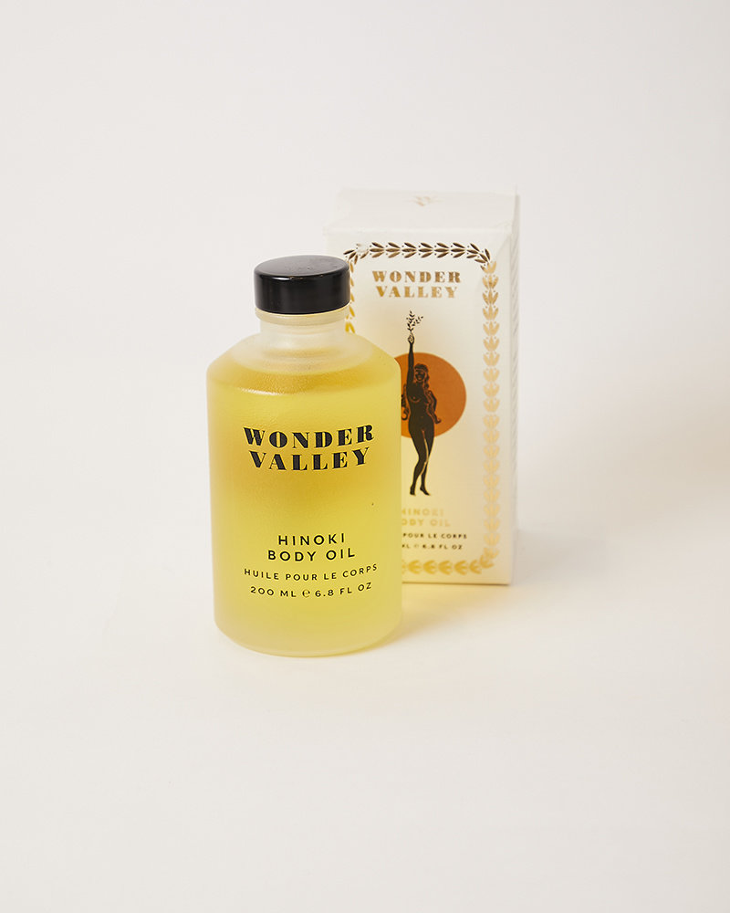 WONDER VALLEY BODY OIL