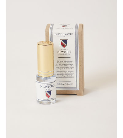 Caswell-Massey HERITAGE NEWPORT 15ML TRAVEL COLOGNE