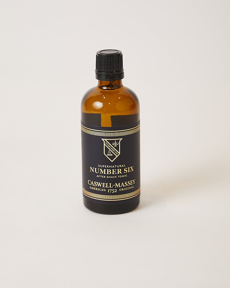 Caswell-Massey SUPERNATURAL NUMBER SIX AFTERSHAVE TONIC 3.4OZ