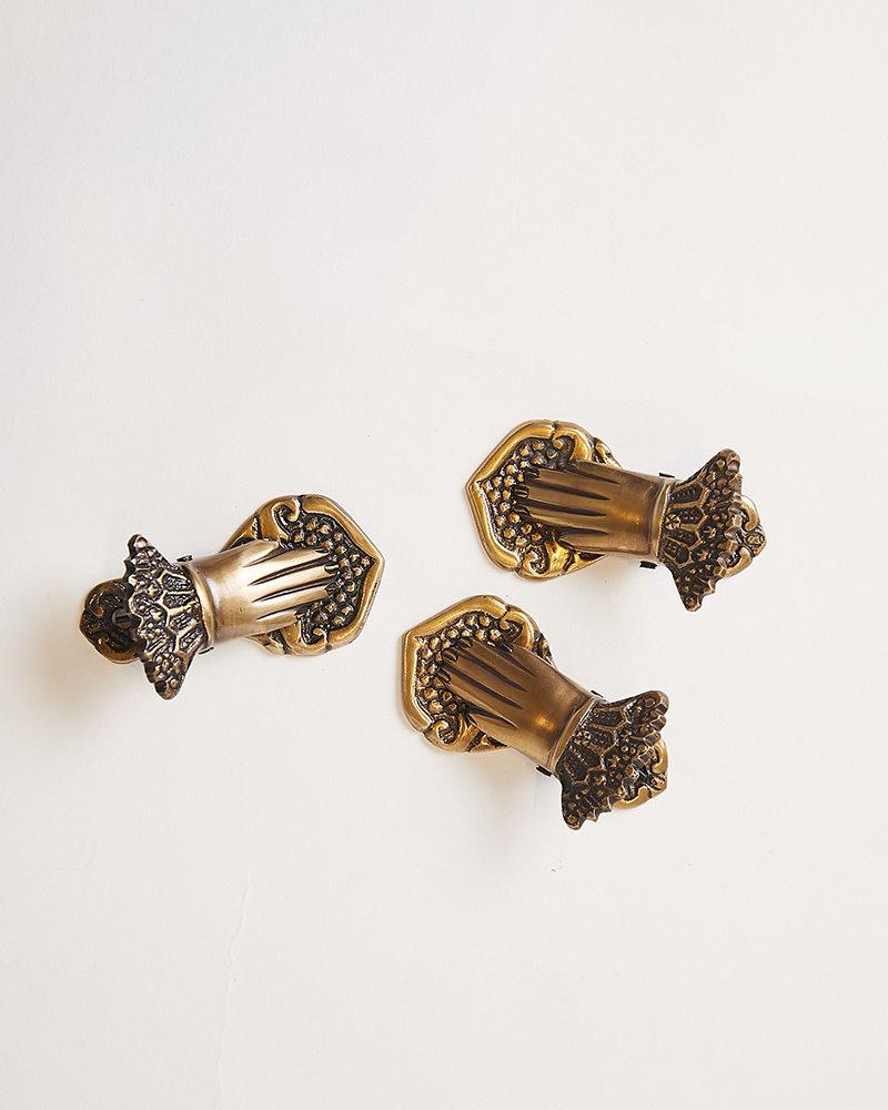 Brass Hand Clip