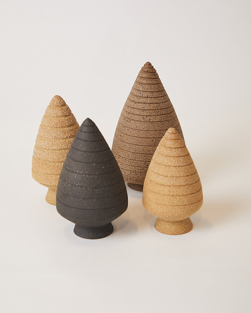Era Ceramics SPRUCE SCULPTURES