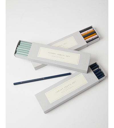 Katie Leamon LUXURY PENCIL SET