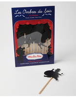 Moulin Roty LES PETITES CIRCUS SHADOW PUPPETS