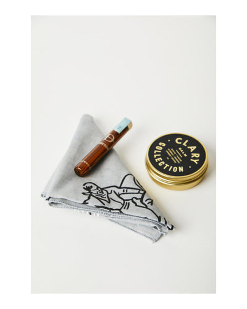 Stetson Custom Adolphus Handkerchief Grey