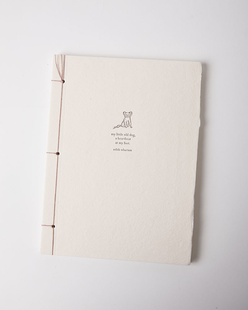 Oblation Papers & Press Edith Wharton Inspirational Journal