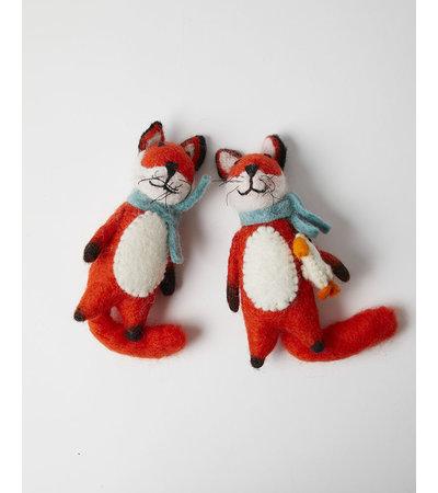 Moulin Roty FELT ANIMAL FOX
