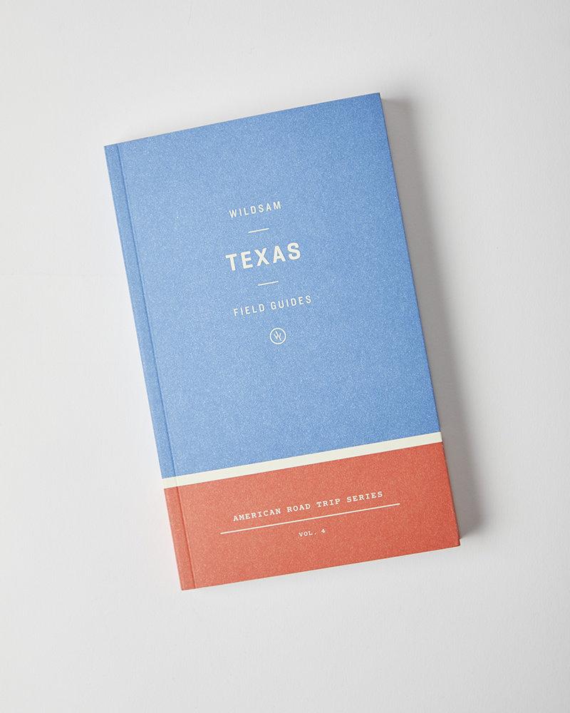 WILDSAM Wildsam Field Guide: Texas