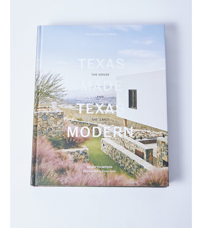 Penguin Random House TEXAS MADE/TEXAS MODERN