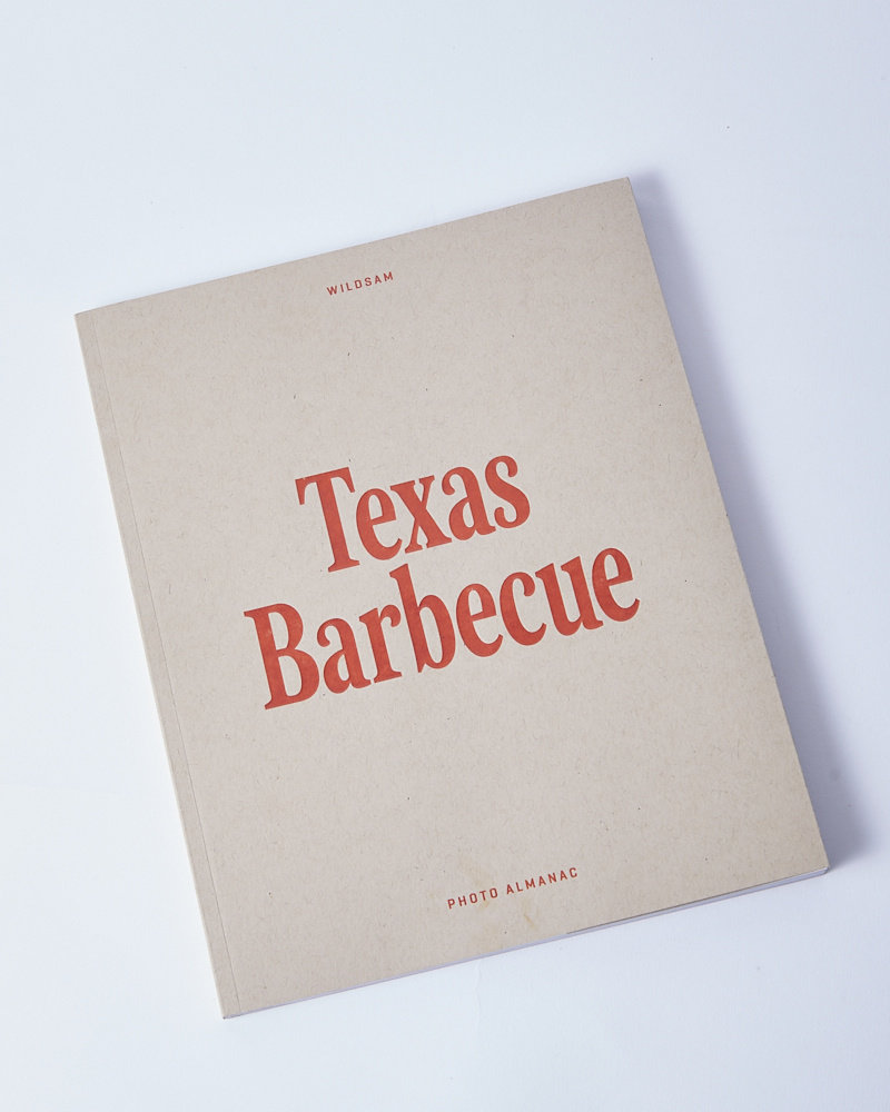 WILDSAM Wildsam Field Guide: Texas Barbecue