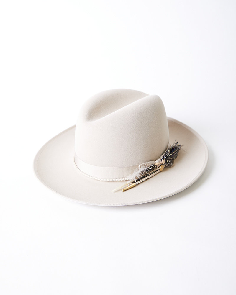 Stetson ONE TWO THREE SILVERBELLY