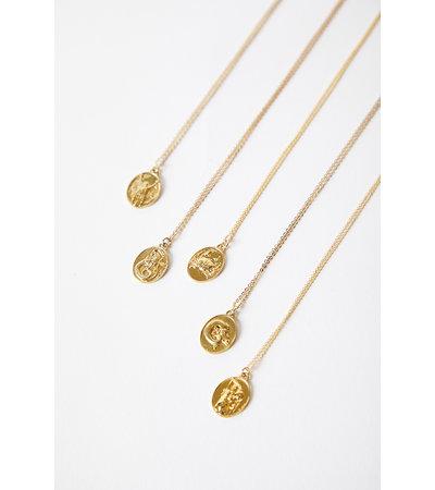 Talon NYC Horoscope Necklace