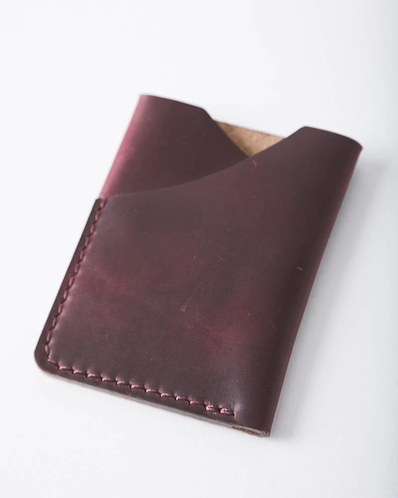 BYNDR Leather LEATHER CARD CASE