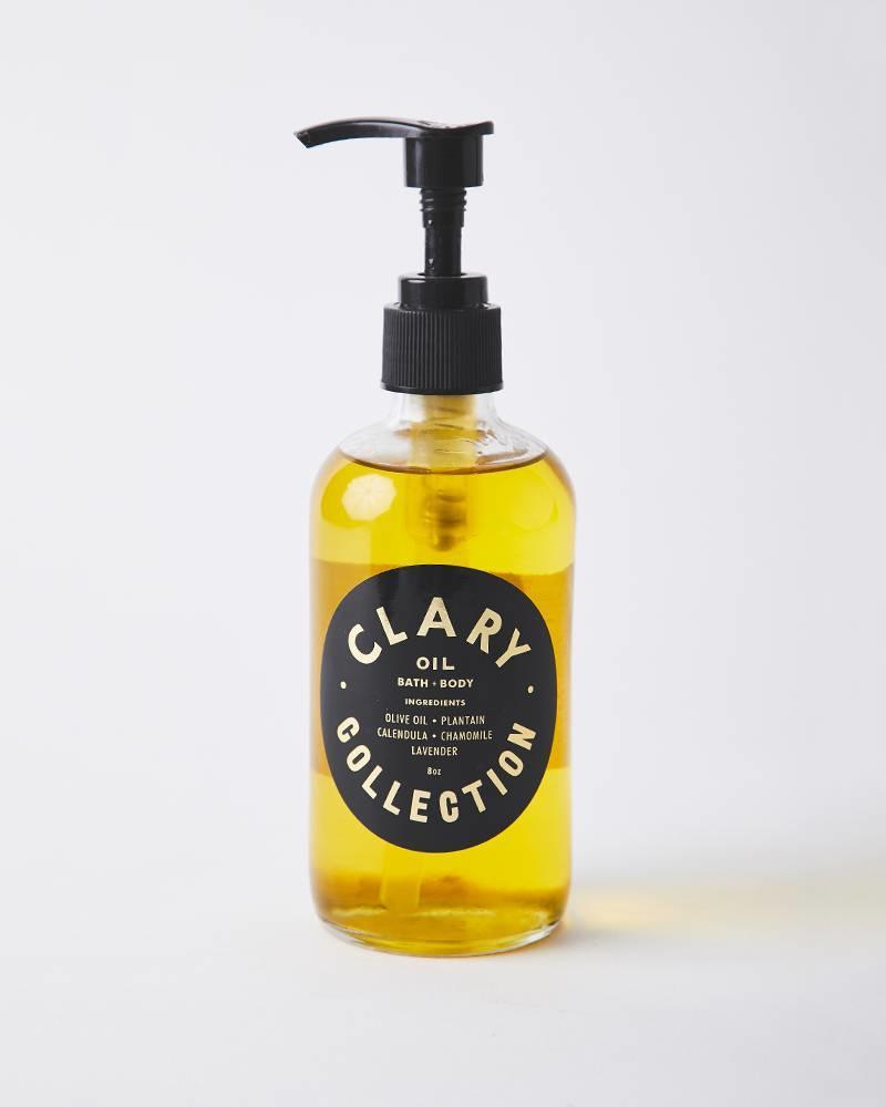 Clary BATH & BODY OIL