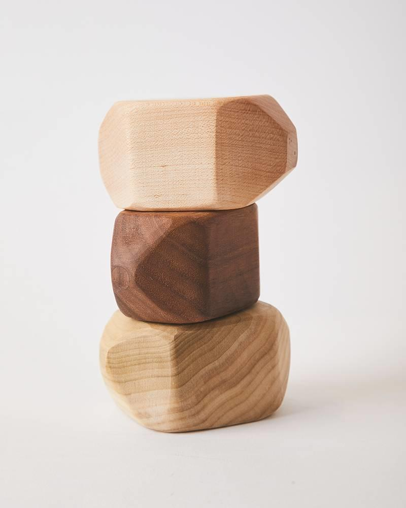 Clover + Birch GEODE BALANCING BLOCKS
