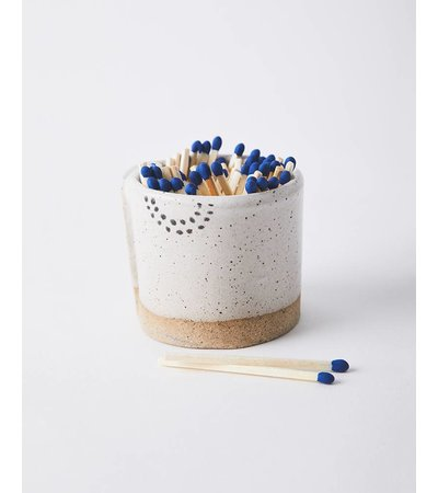 Long Lost Ceramics MATCHSTICK HOLDER STICK N POKE