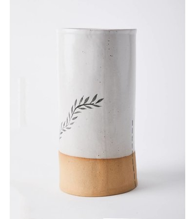 Long Lost Ceramics TALL STICK N POKE TUMBLER