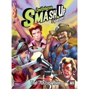 AEG Smash Up: That 70s Expansion