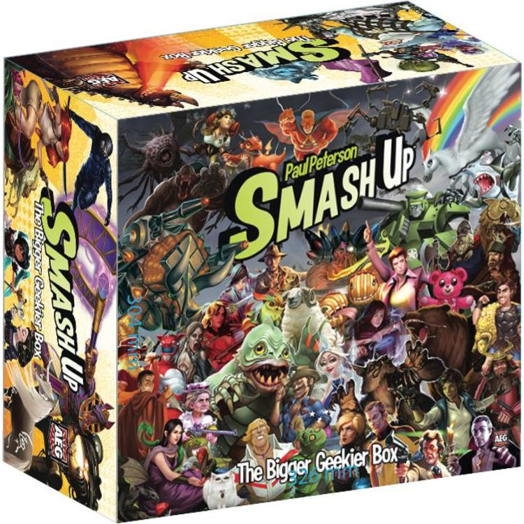 AEG Smash Up: Bigger Geekier Box