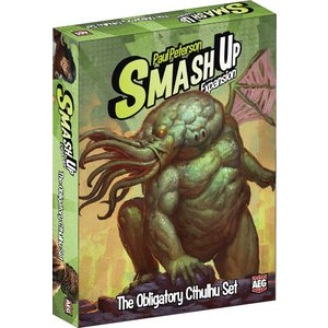 AEG Smash Up! Cthulhu Expansion