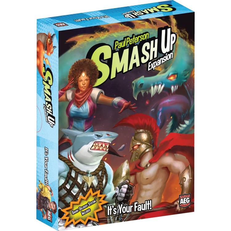 AEG Smash Up! It's Your Fault Expansion