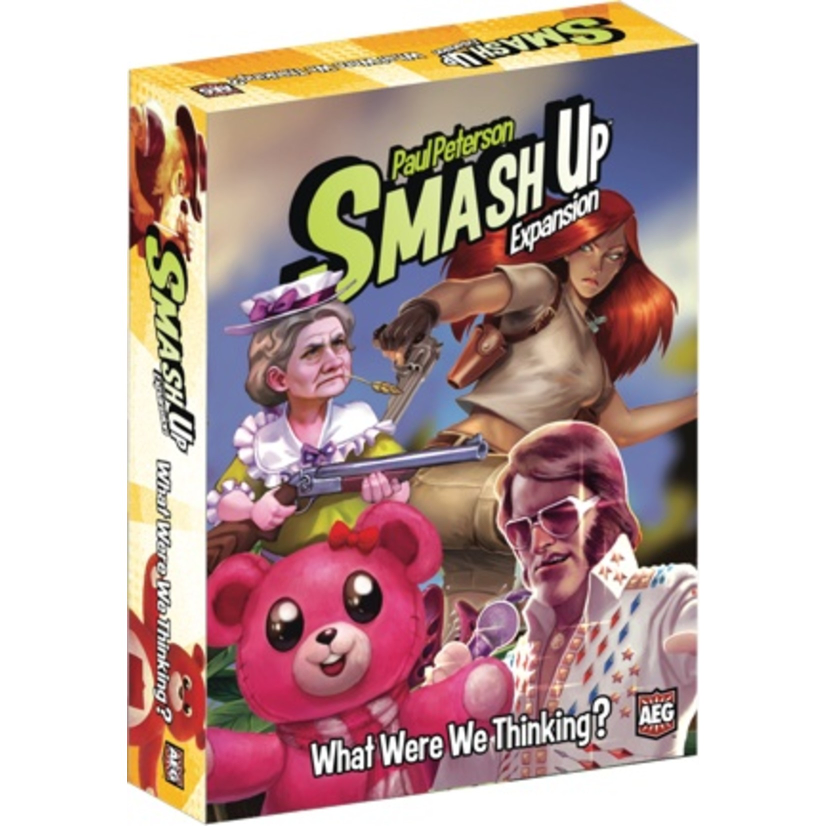 AEG Smash Up! What Were We Thinking? Expansion Pack