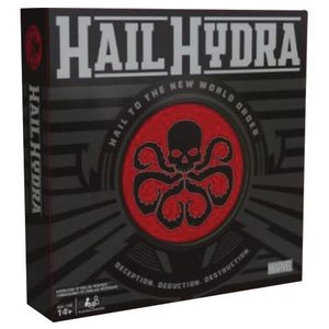 SpinMaster Marvel Hail Hydra