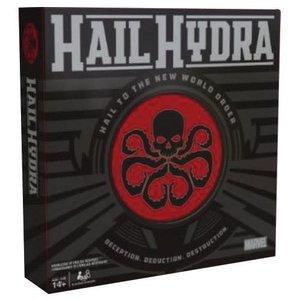 SpinMaster Marvel Hail Hydra
