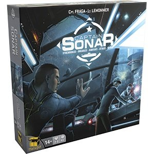 Asmodee Editions Captain Sonar